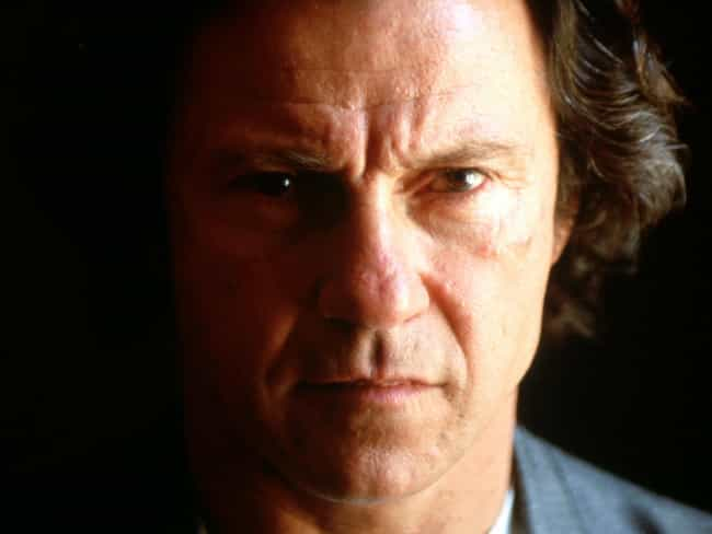 Harvey Keitel is listed (or ranked) 4 on the list Celebrities Who Taught Acting Classes