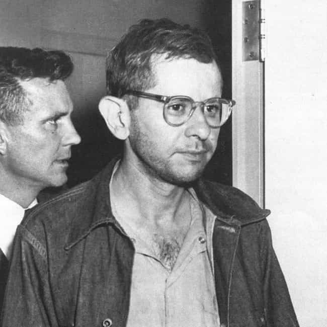 Harvey Glatman is listed (or ranked) 2 on the list Famous People Who Died in a Gas Chamber