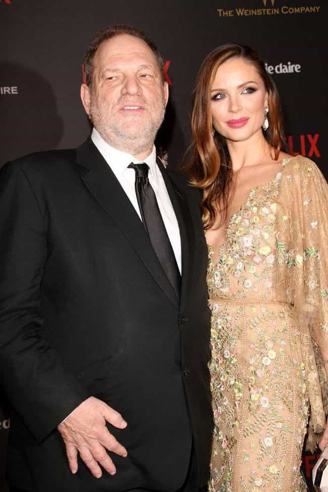 Harvey Weinstein is listed (or ranked) 2 on the list 19 Ugly Guys Who Married Supermodels