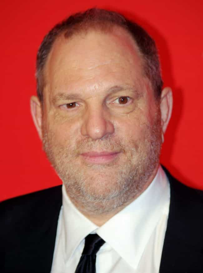 Harvey Weinstein is listed (or ranked) 4 on the list All The People Eminem Calls Out On His New Album, 'Kamikaze'