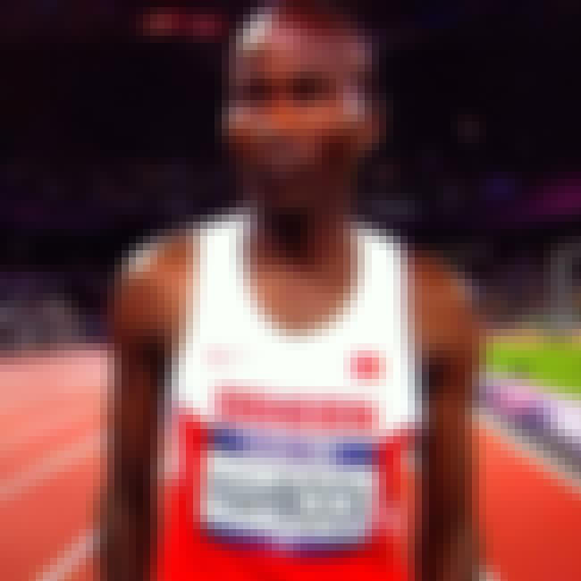Hasan Mahboob is listed (or ranked) 7 on the list Famous Male Runners