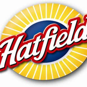 Hatfield Quality Meats is listed (or ranked) 8 on the list The Hottest Hot Dog Brands Ever