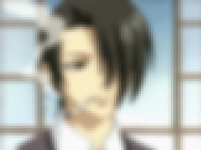 Hatori Sohma is listed (or ranked) 3 on the list 15 Anime Characters Who Probably Smoke Weed