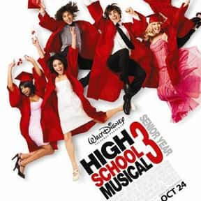 High School Musical 3: Senior  is listed (or ranked) 4 on the list The Best Zac Efron Movies