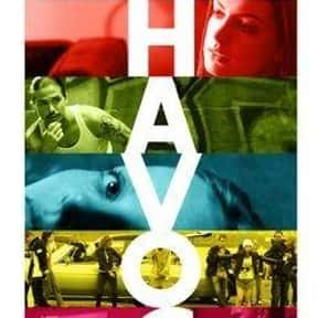 Havoc is listed (or ranked) 22 on the list The Very Best Anne Hathaway Movies