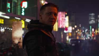 Hawkeye Straight Up Murders People