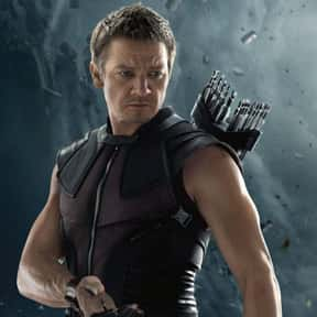 Hawkeye is listed (or ranked) 18 on the list The Best Characters In The Marvel Cinematic Universe