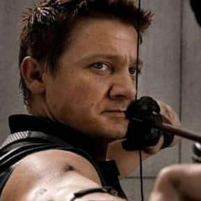 Hawkeye is listed (or ranked) 10 on the list The Best Characters In The Thor Movies