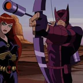 Hawkeye a.k.a. Goliath, Ronin is listed (or ranked) 7 on the list List Of All Marvel's Avengers