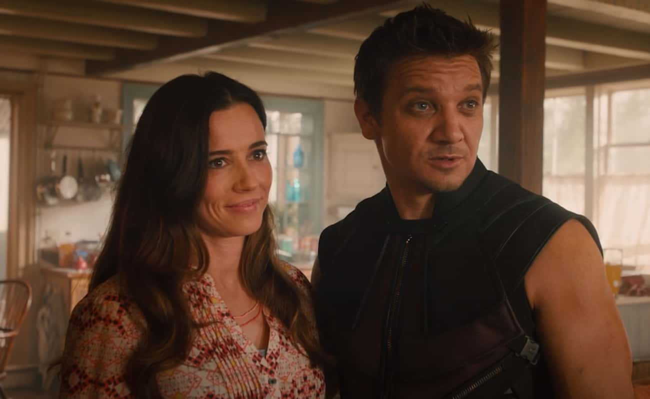 Clint Barton And Laura Barton is listed (or ranked) 4 on the list The Best Romantic Relationships In The MCU