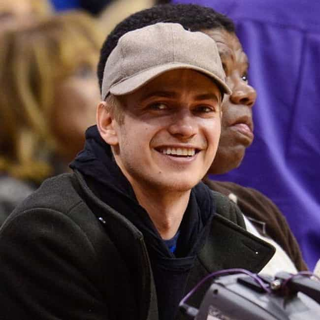 Hayden Christensen is listed (or ranked) 4 on the list Celebrity Piston Fans