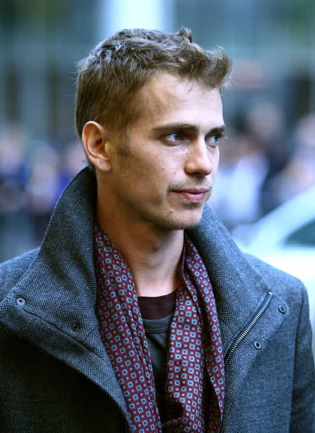 Hayden Christensen is listed (or ranked) 4 on the list Celebrities Born On Easter Sunday