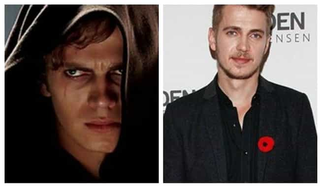Hayden Christensen is listed (or ranked) 1 on the list 12 One-Hit Wonder Actors Who Got A Big Break But Went Back To Not Doing Much