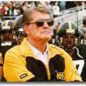 Hayden Fry is listed (or ranked) 23 on the list The Best College Football Coaches of All Time