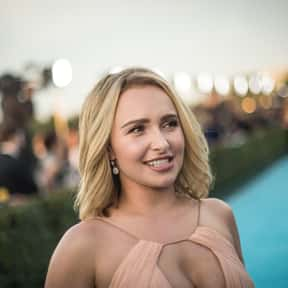Hayden Panettiere is listed (or ranked) 15 on the list Popular Film Actors from Italy