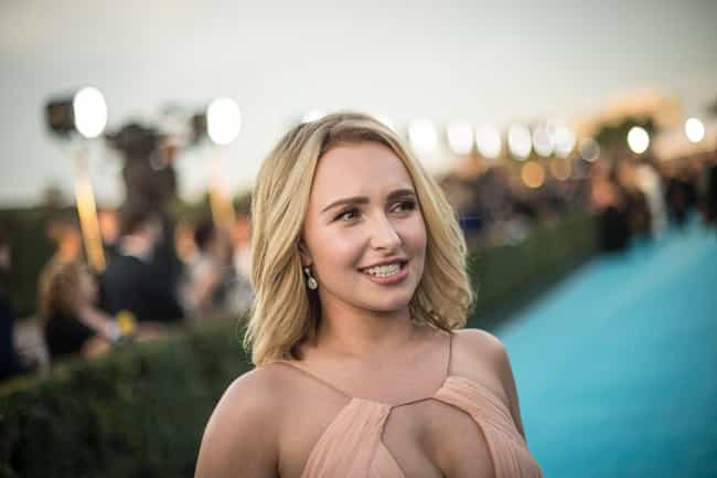 Hayden Panettiere is listed (or ranked) 3 on the list Famous Female Voice Actors