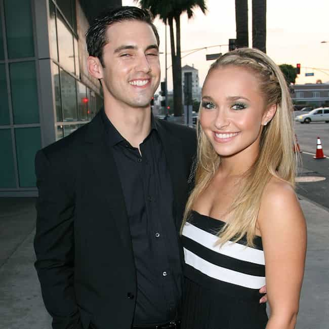 Hayden Panettiere is listed (or ranked) 4 on the list Milo Ventimiglia Loves and Hookups