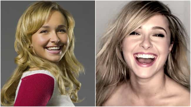 Hayden Panettiere is listed (or ranked) 1 on the list The Cast Of 'Heroes': Where Are They Now?