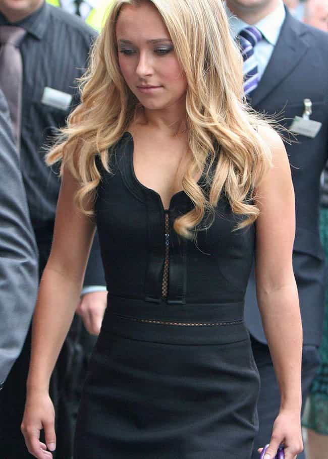 Hayden Panettiere is listed (or ranked) 1 on the list Famous Women Who Are Teeny Tiny