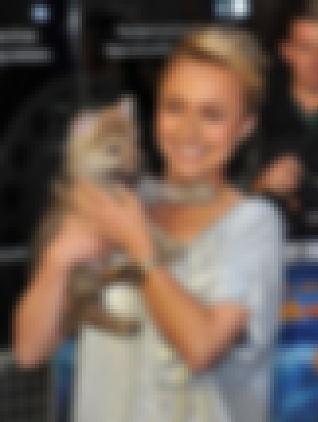 Hayden Panettiere is listed (or ranked) 2 on the list 75+ Celebrities Who Fight for Animal Rights
