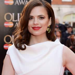 Hayley Atwell is listed (or ranked) 8 on the list Full Cast of Brideshead Revisited Actors/Actresses