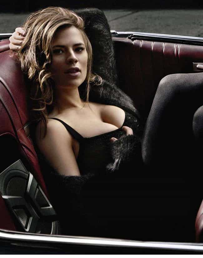 Hayley Atwell is listed (or ranked) 6 on the list The Most Beautiful British Women