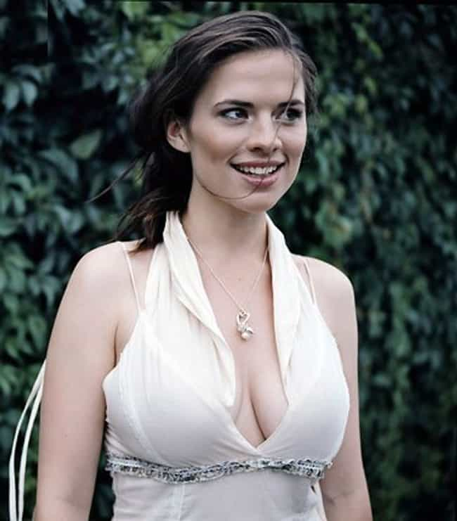 Hayley Atwell is listed (or ranked) 2 on the list The Most Beautiful Overlooked Celebrity Bodies (Women)