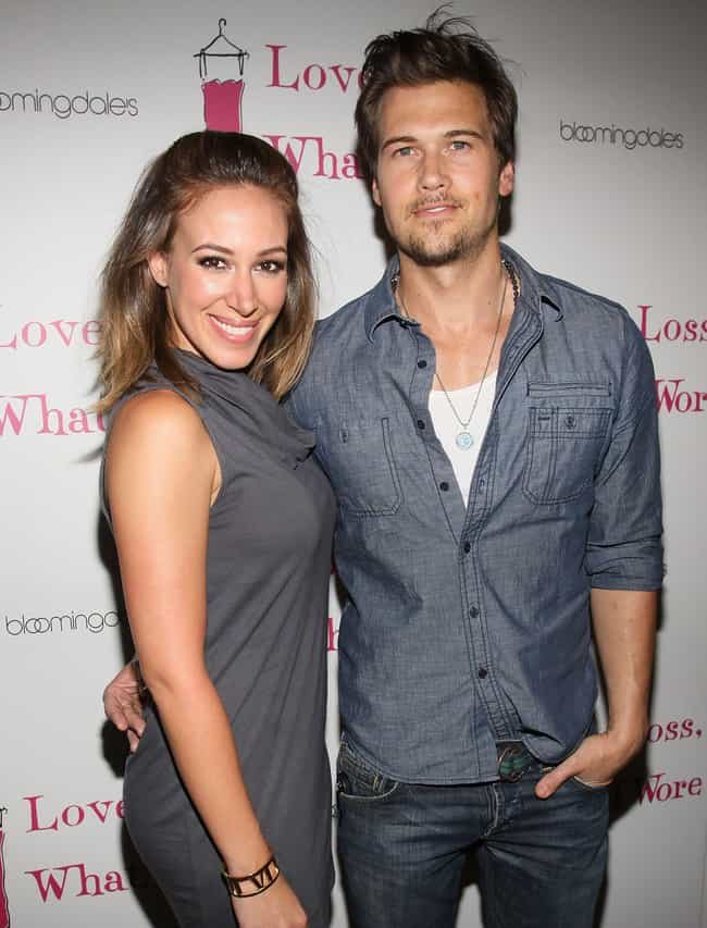 Haylie Duff is listed (or ranked) 3 on the list Nick Zano Loves and Hookups
