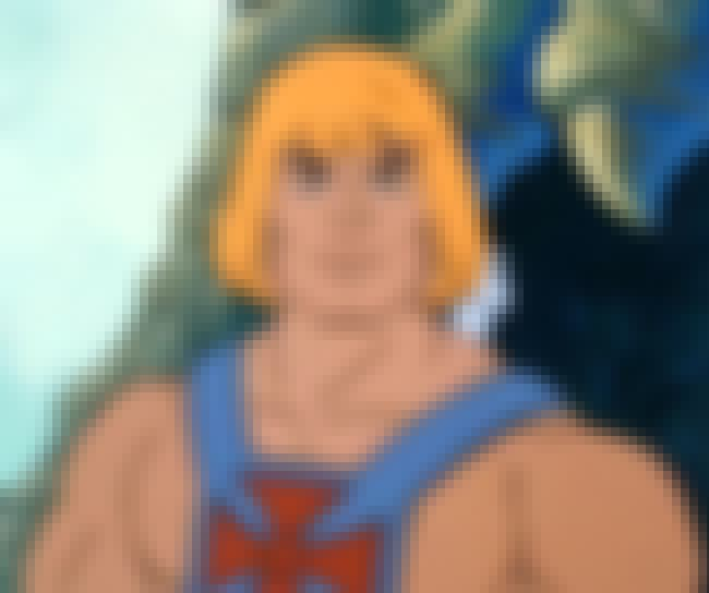 He-Man is listed (or ranked) 3 on the list The Worst Haircuts Ever Sported by Superheroes