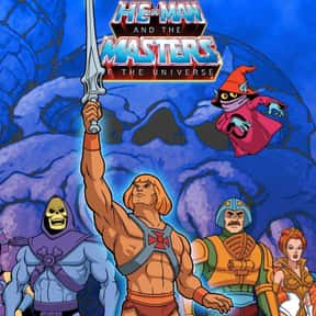 He-Man and the Masters of the  is listed (or ranked) 17 on the list The Best Saturday Morning Cartoons for Mid-'80s — '90s Kids