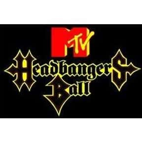 Headbangers Ball is listed (or ranked) 5 on the list The Best Talk Shows of the '80s