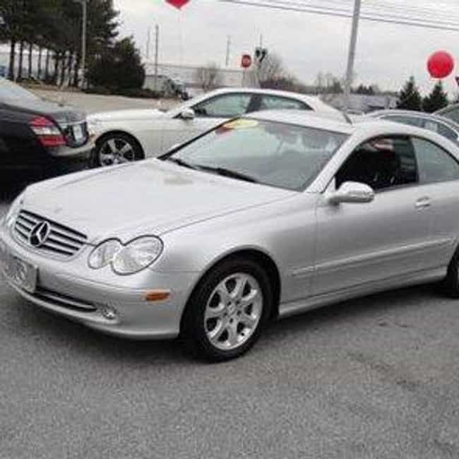 2004 Mercedes-Benz CLK-C... is listed (or ranked) 4 on the list The Best Mercedes-Benz CLK-Classes of All Time
