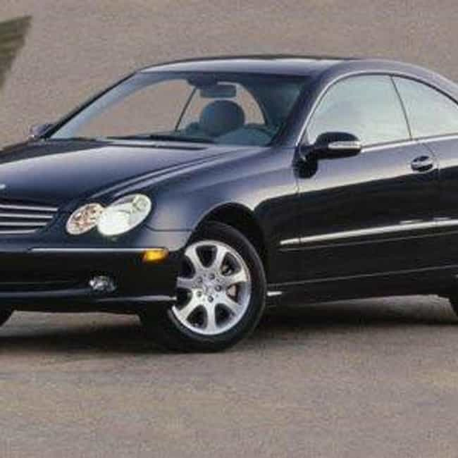 2005 Mercedes-Benz CLK-Class C... is listed (or ranked) 1 on the list The Best Mercedes-Benz CLK-Classes of All Time