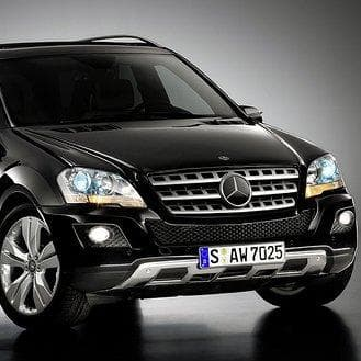 Random Best Mercedes-Benz M-Classes