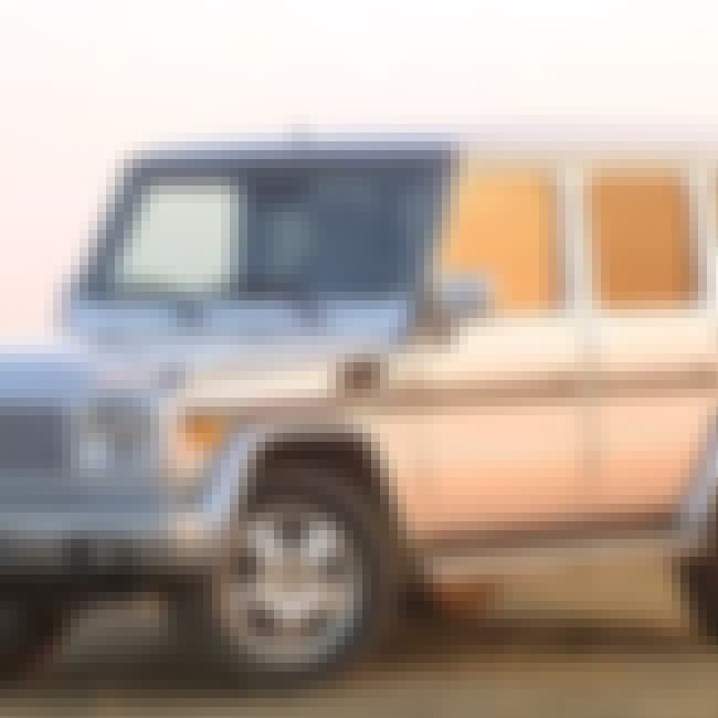 2005 Mercedes-Benz G-Class G50... is listed (or ranked) 4 on the list List of Popular Mercedes-Benz G500 SUVs