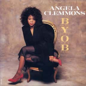 Angela Clemmons is listed (or ranked) 8 on the list Motown Records Complete Artist Roster