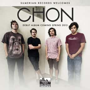 Chon is listed (or ranked) 2 on the list The Best Math Rock Bands/Artists