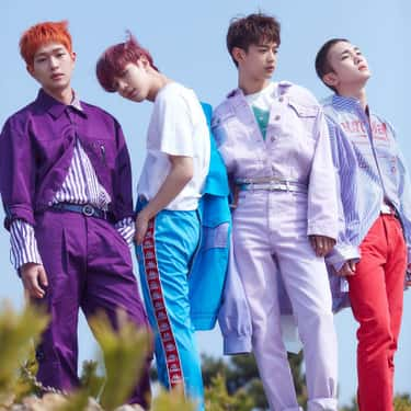 SHINee is listed (or ranked) 1 on the list The Best SM Entertainment Groups Of All-Time