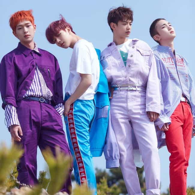SHINee is listed (or ranked) 2 on the list The Best SM Entertainment Groups Of All-Time