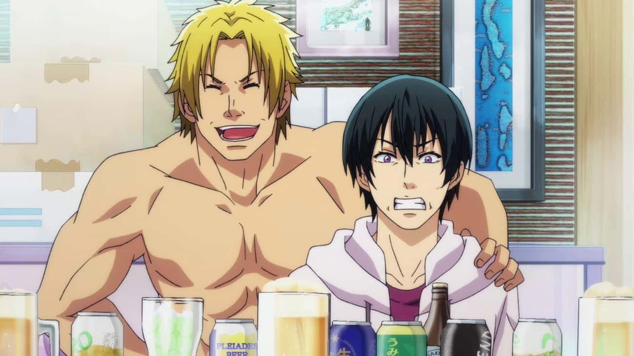 Grand Blue is listed (or ranked) 1 on the list The 15 Best Anime About College Life