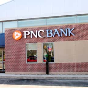 PNC Bank is listed (or ranked) 2 on the list The Best Bank for Recent College Grads