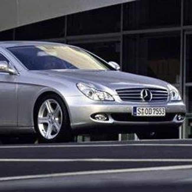 2006 Mercedes-Benz CLS-Class is listed (or ranked) 1 on the list The Best Mercedes-Benz CLS-Classes of All Time