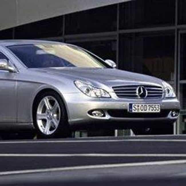 2006 Mercedes Benz Cls Class Camshaft: Best Mercedes-Benz CLS-Classes