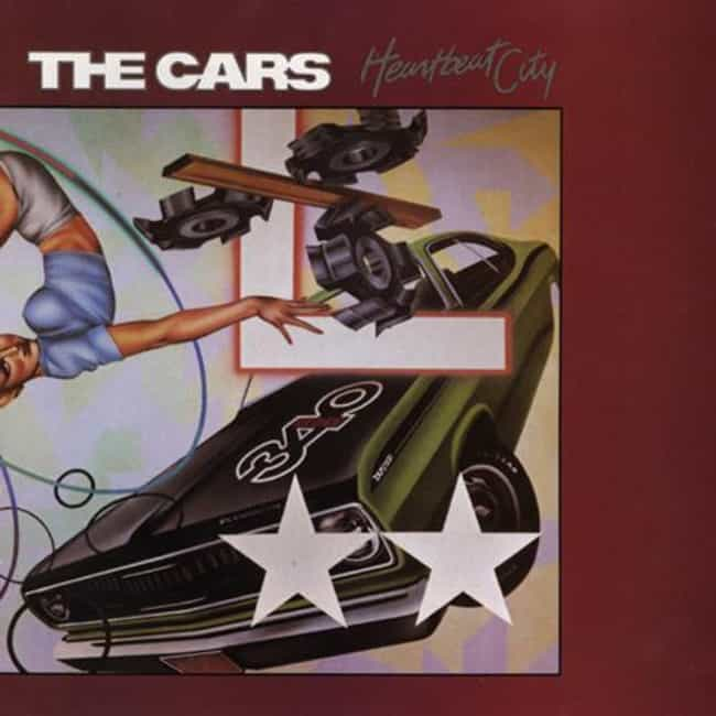 Heartbeat City is listed (or ranked) 3 on the list The Best Cars Albums of All Time