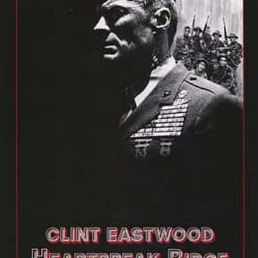 Heartbreak Ridge is listed (or ranked) 16 on the list The Best Historical Drama Movies Of All Time, Ranked