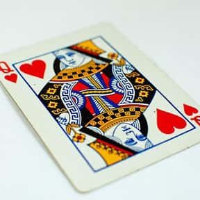 Hearts is listed (or ranked) 12 on the list The Most Popular & Fun Card Games