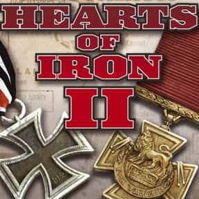 Hearts of Iron II is listed (or ranked) 1 on the list List of All Grand Strategy Games