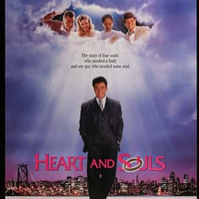 Heart and Souls is listed (or ranked) 18 on the list The Best Robert Downey Jr. Movies