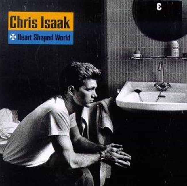 Heart Shaped World is listed (or ranked) 2 on the list The Best Chris Isaak Albums of All Time