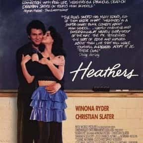 Heathers is listed (or ranked) 1 on the list The Best Comedy Movies on Netflix
